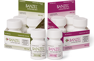 Samples | BANZEL (rufinamide)